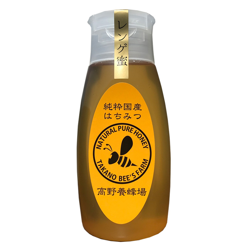 レンゲ蜜500g